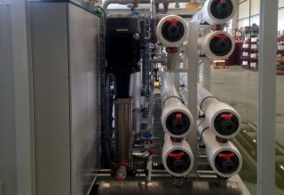 Skid mounted Water Treatment Plant